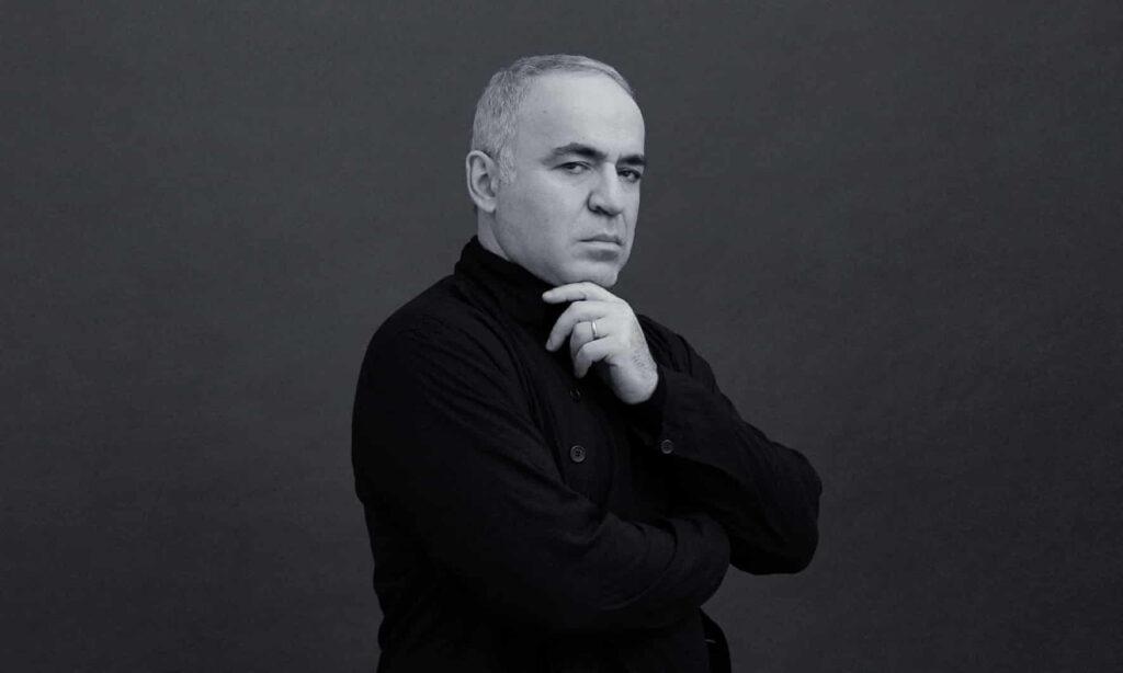 Garry Kasparov: ¿Por qué ser un mártir? Puedo hacer mucho más fuera de Rusia