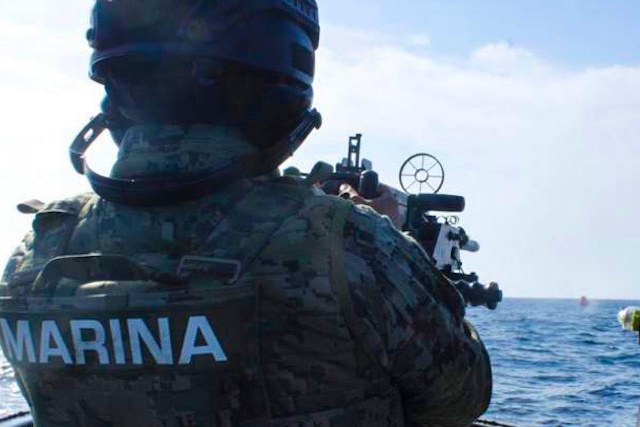 Foto ilustrativa de un marino
