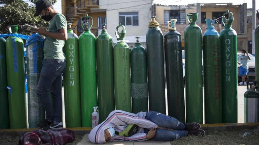 Llaman a actuar para prevenir la escasez de oxígeno en los países más afectados por el Covid