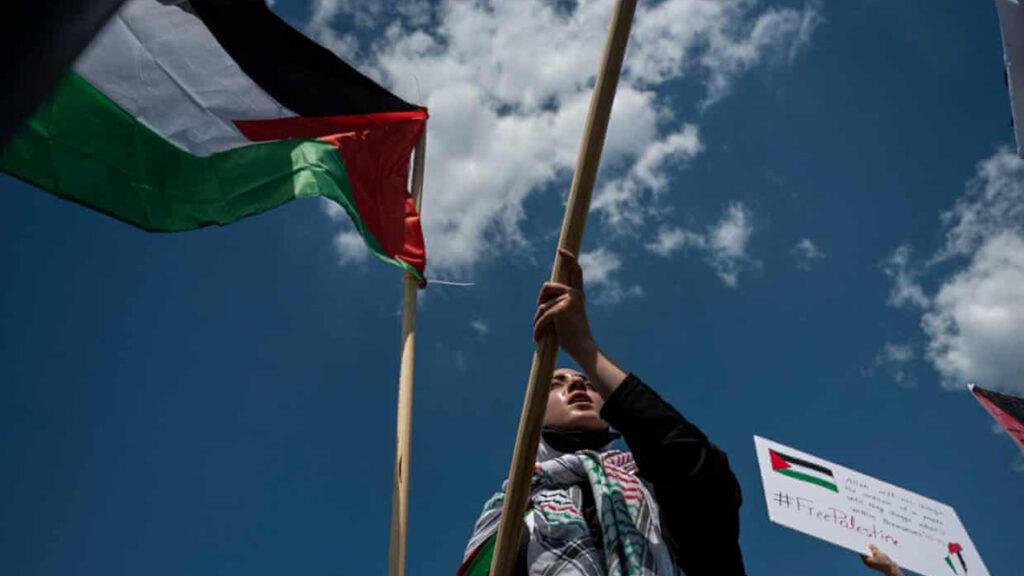 El silencio de Joe Biden ante la violencia israelí es una vergüenza
