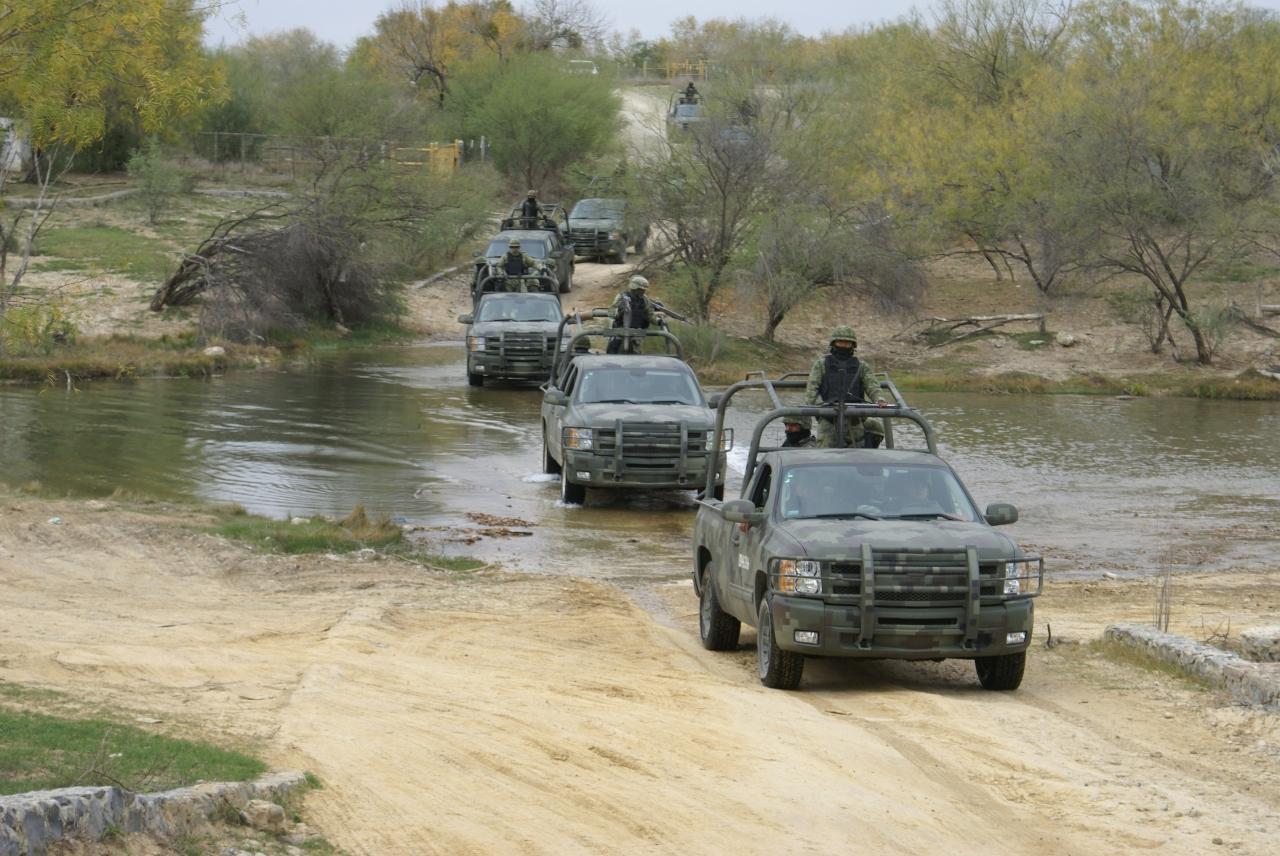 patrullas militares