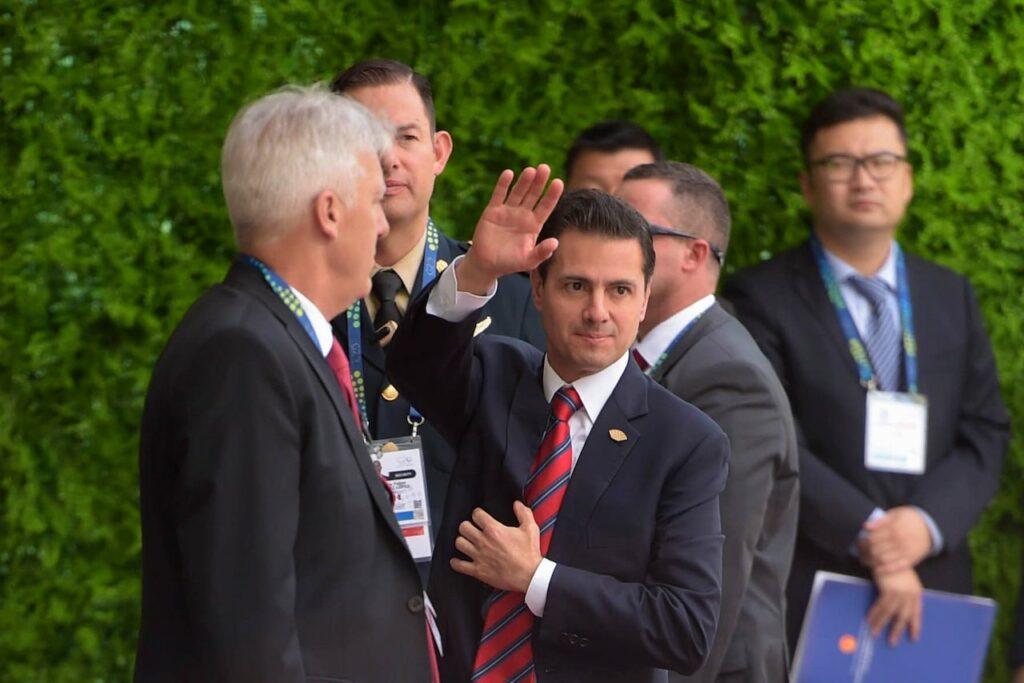 UIF: El gobierno de Peña Nieto invirtió al menos 32 mdd en Pegasus