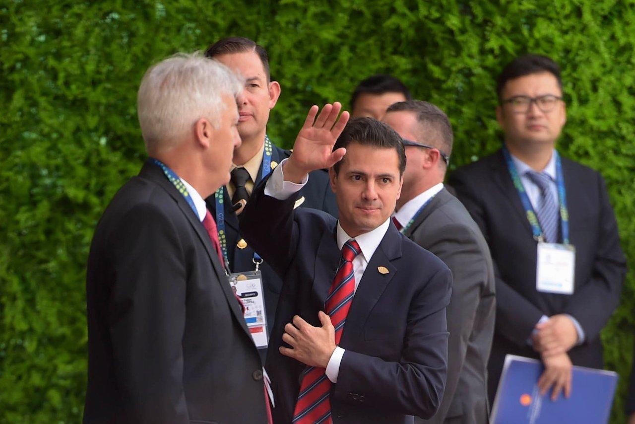 Foto Enrique Peña Nieto