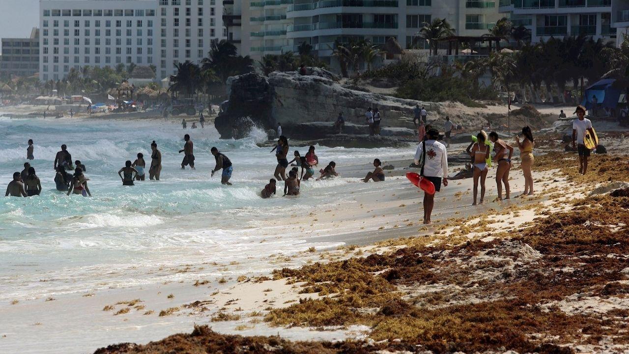 playas menos limpias