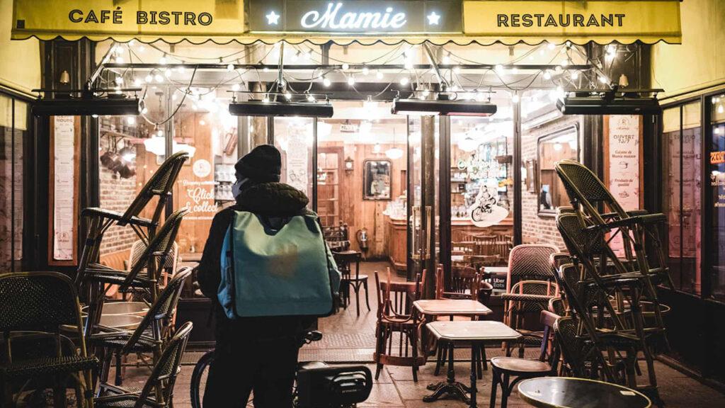 'Más que un trabajo': las cooperativas de reparto de comida hacen que la gig economy sea más justa