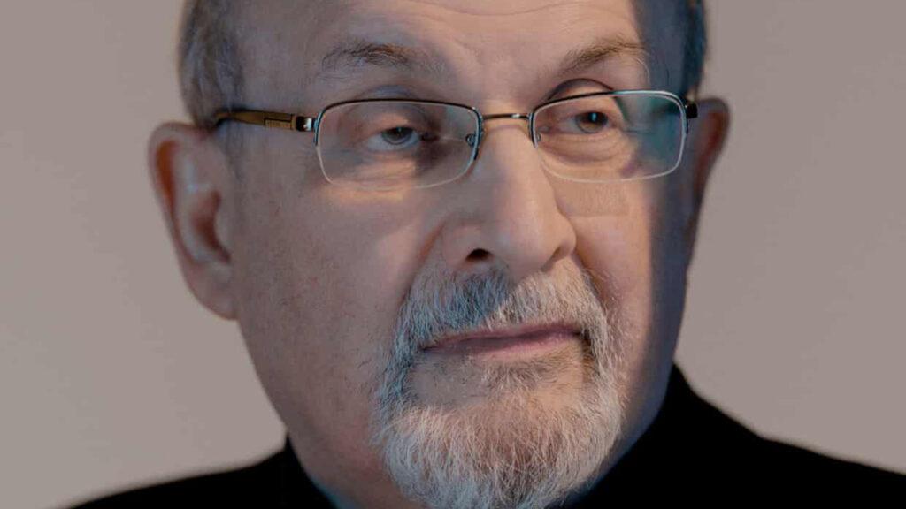 'Soy estúpidamente optimista, me ayudó a pasar los malos años': Salman Rushdie