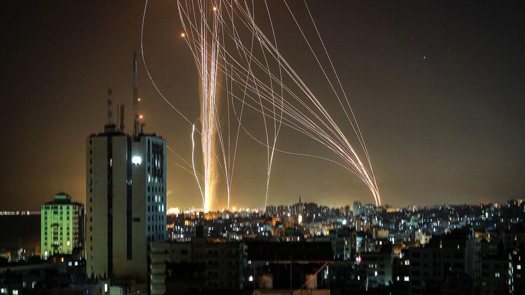 'Solo podía ver el fuego': los misiles fracturaron el sentido de seguridad en Tel Aviv