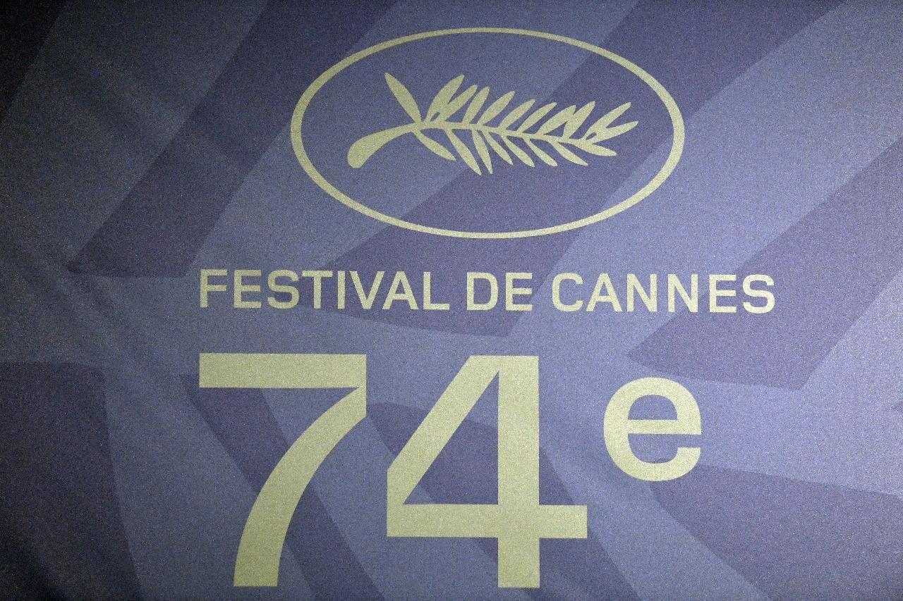 Foto logotipo del festival de Cannes
