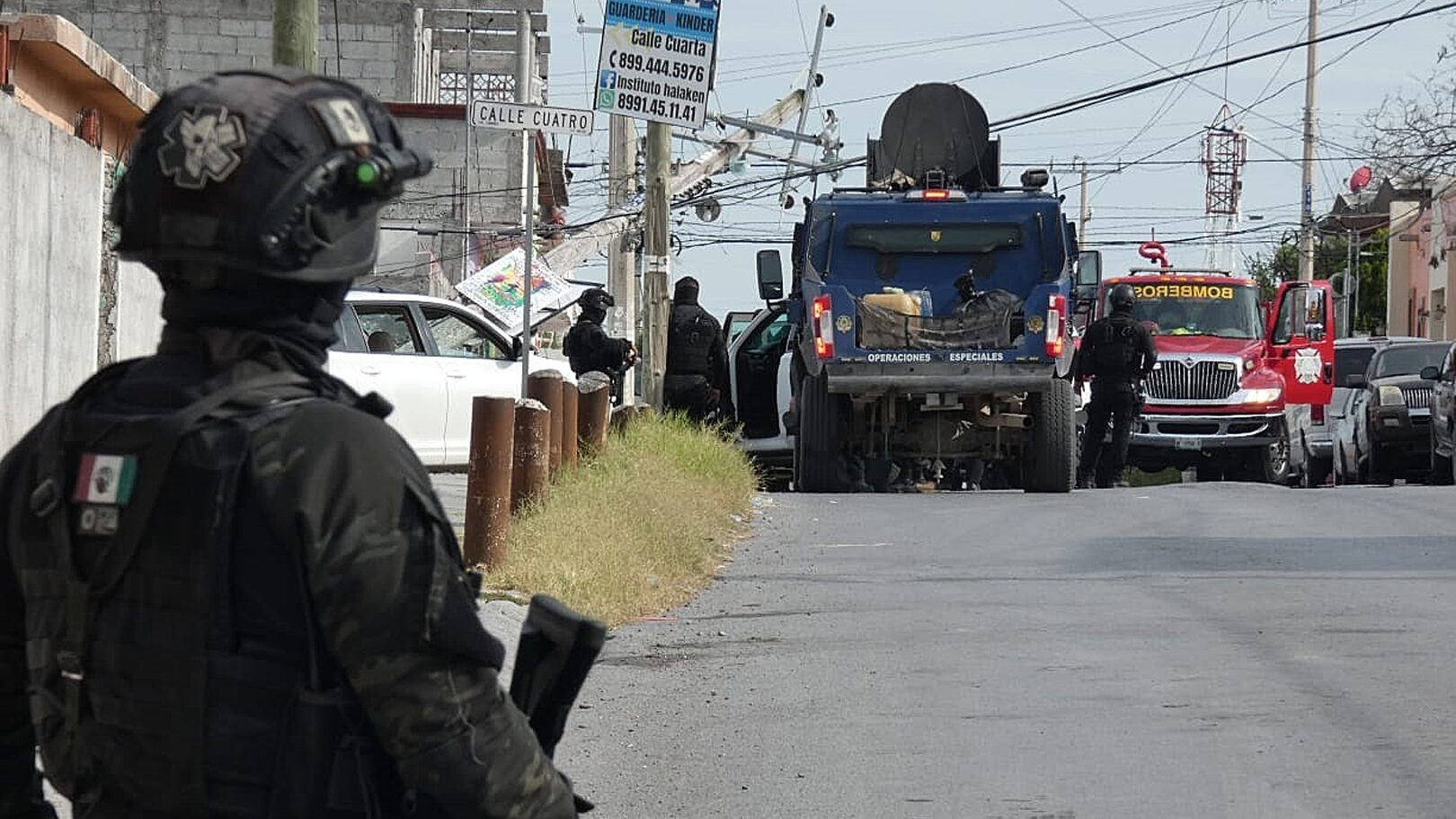 Reynosa Tamaulipas persecución