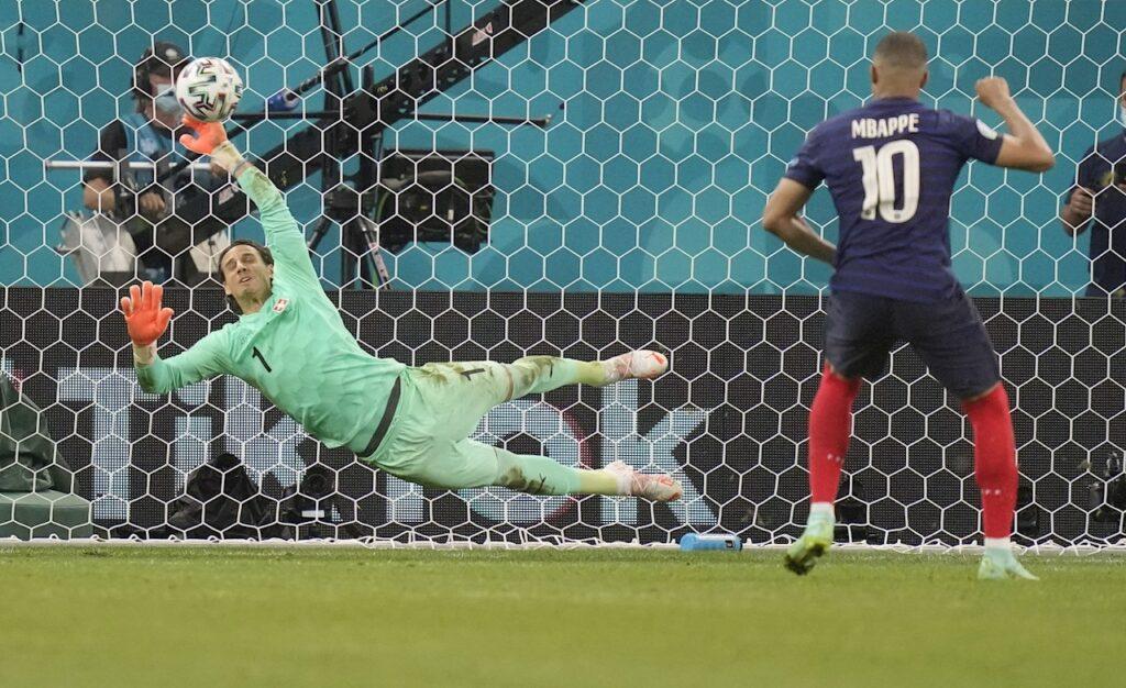Nueva sorpresa en la Eurocopa: Suiza echa a Francia
