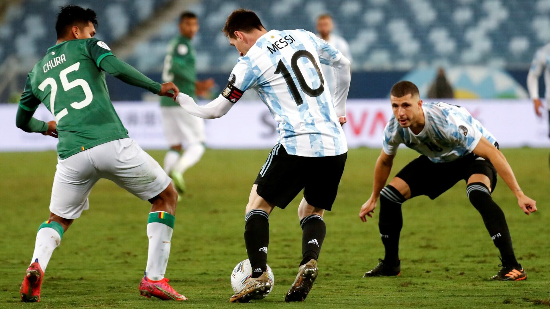 Copa América Argentina vs Bolivia