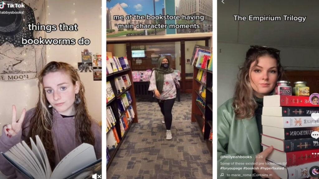 BookTok: conoce a las 'influencers' adolescentes que disparan las ventas de libros