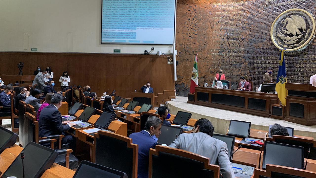 congreso Jalisco
