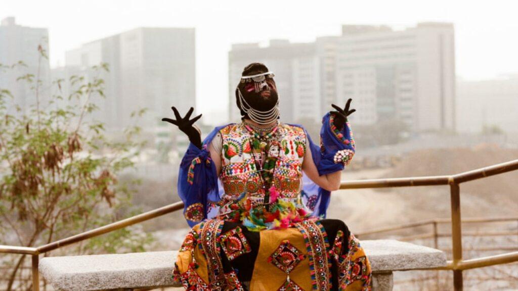 'Drag es política': el evento pionero de la India unió el arte y el activismo