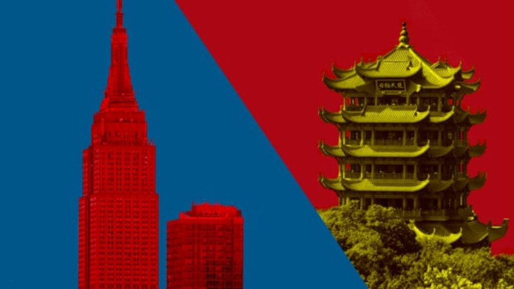 Guerra Fría o paz inconforme: ¿es importante definir la competencia de EU y China?