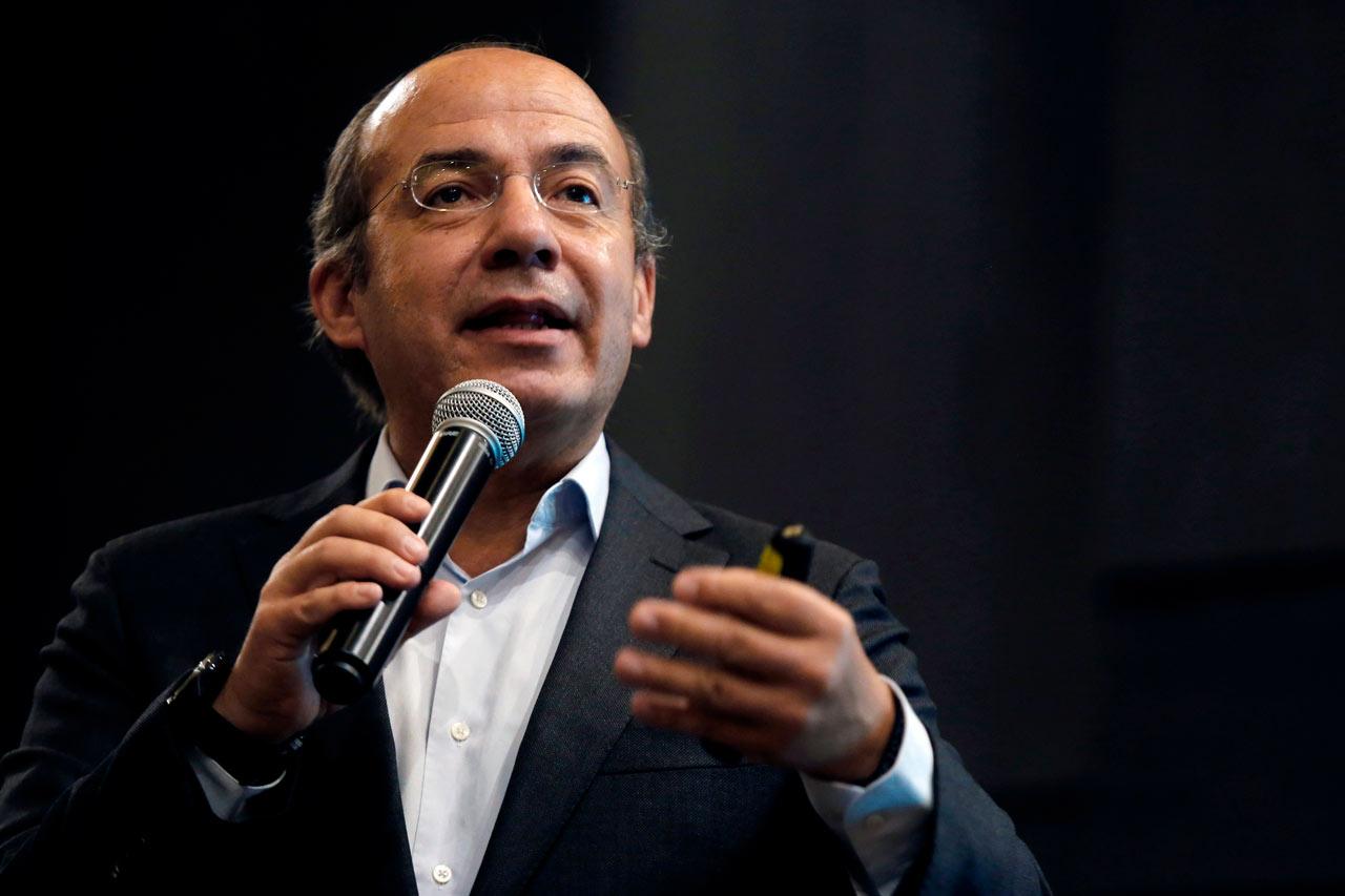 Felipe Calderón- juicio expresidentes