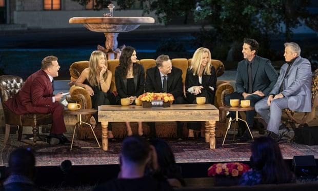 Revivir 'Friends' es como regresar con tu ex: una mala idea