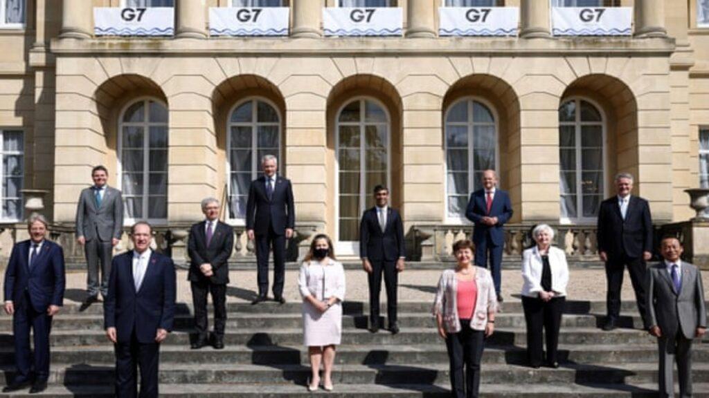 Reforma fiscal del G7: ¿Qué se ha acordado y a cuáles empresas afectará?