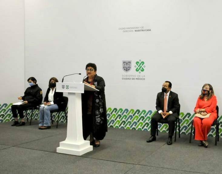 Ernestina Godoy, Fiscal General de Justicia de la Ciudad de M�éxico