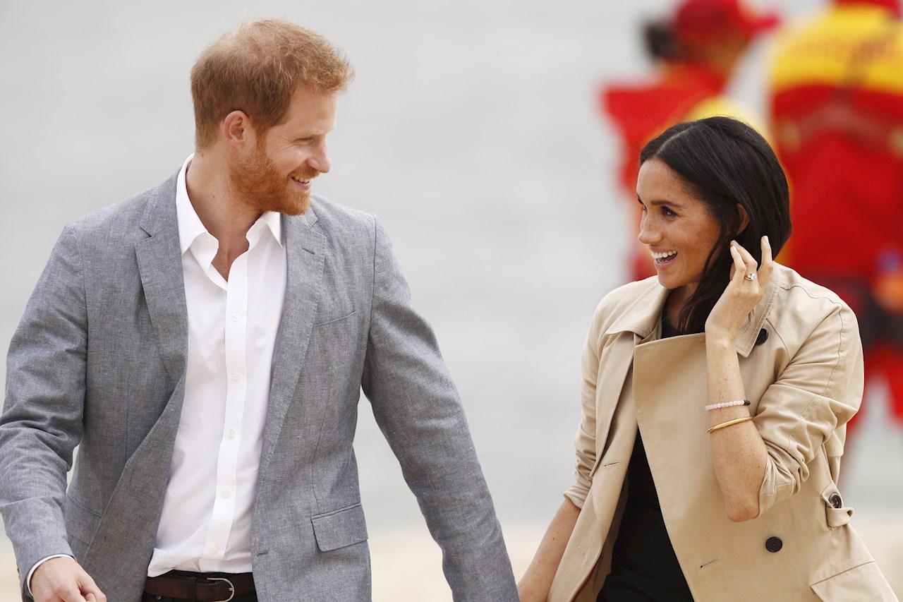 Harry y Meghan anuncian el nacimiento de su segunda hija Lili