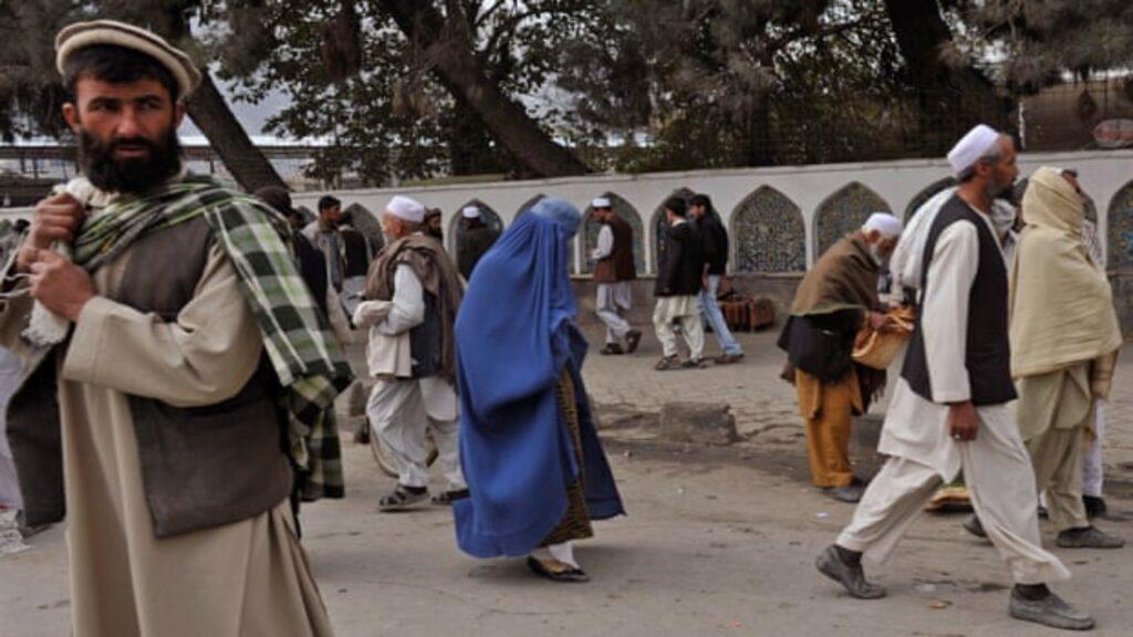 'Me estoy sacrificando': la agonía de las trabajadoras sexuales secretas de Kabul