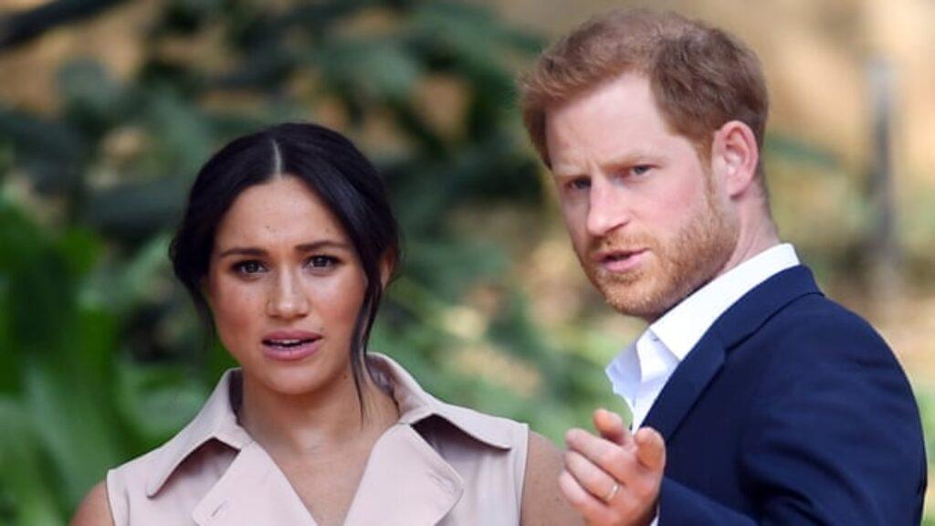 Harry y Meghan rechazan la afirmación de que no se consultó a la Reina sobre el nombre de su hija Lilibet
