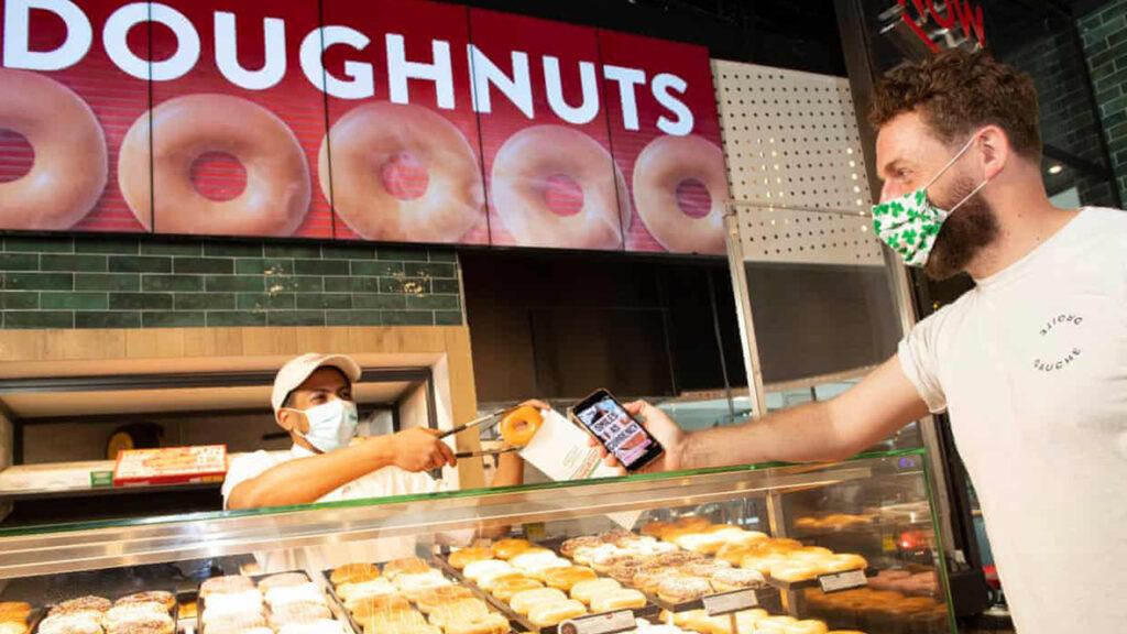 Krispy Kreme saldrá a bolsa en EU después de cinco años de ausencia