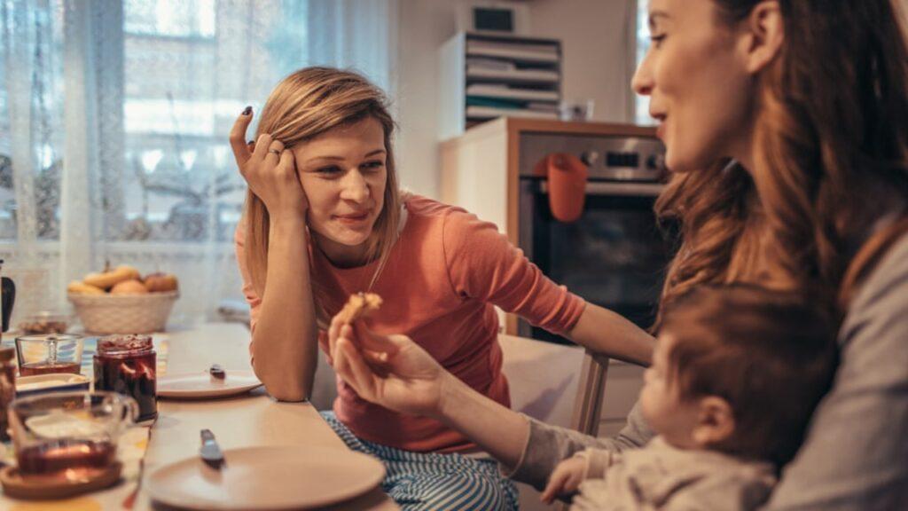 ¿Qué necesitan las madres y los padres nuevos como yo? La verdad no disfrazada de los bebés