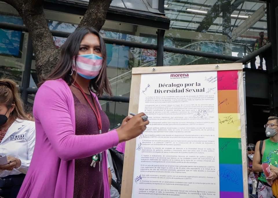 México tendrá las primeras diputadas trans en su historia