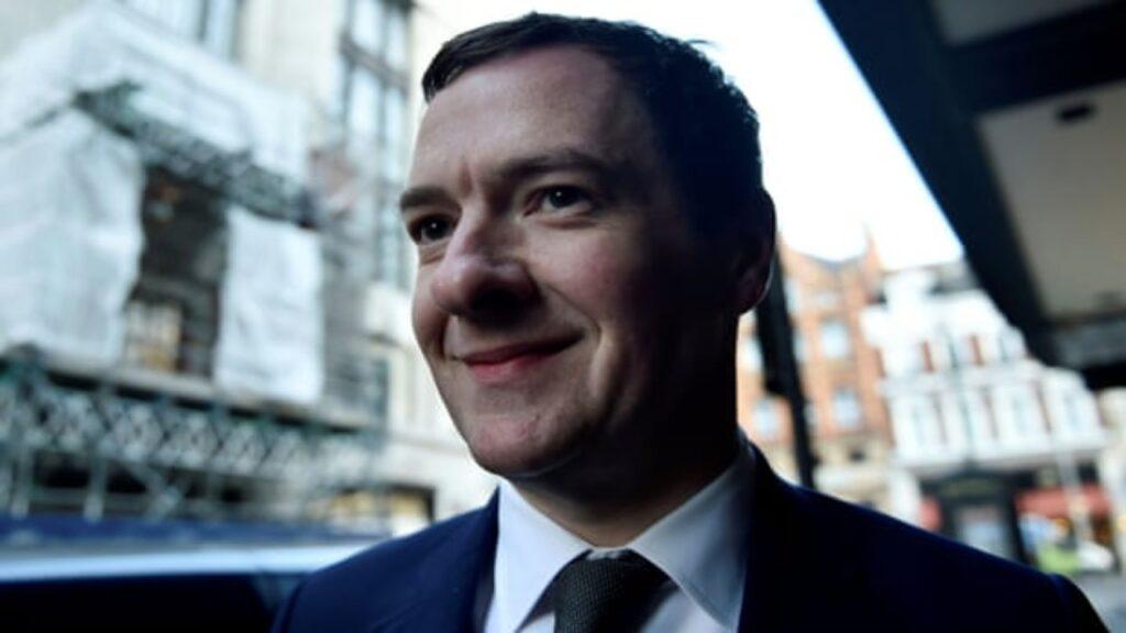 George Osborne es designado director del Museo Británico