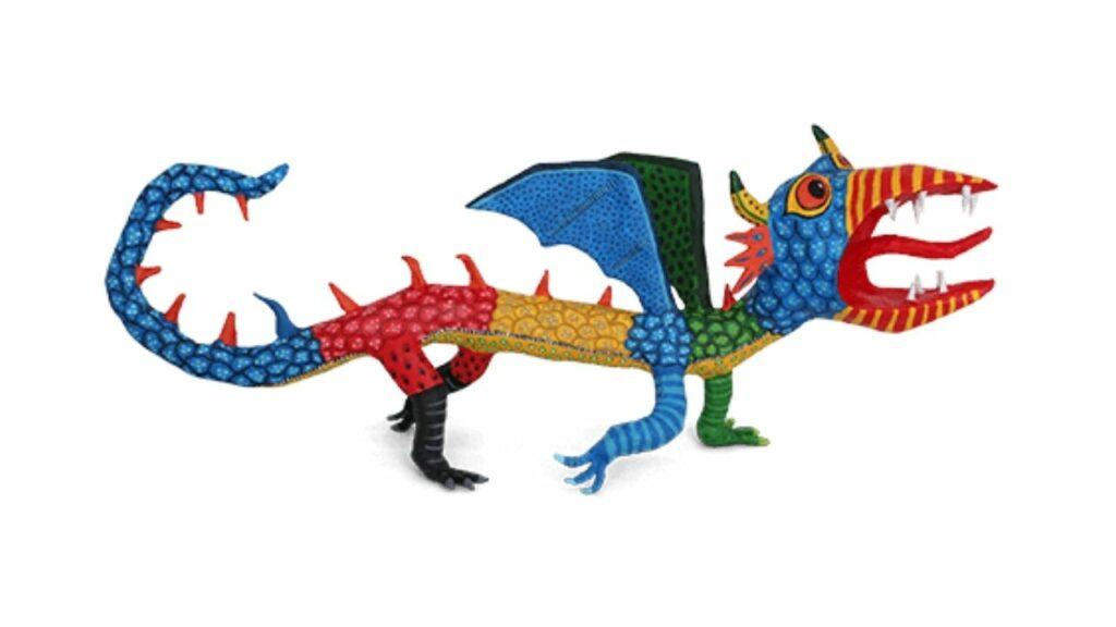 Pedro Linares, el creador de los alebrijes al que Google rinde homenaje con su doodle
