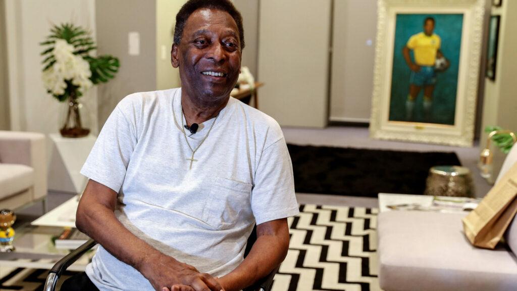 'Mantén la cabeza en alto. Mañana es el primer día de una nueva era', dice Pelé a Mbappé