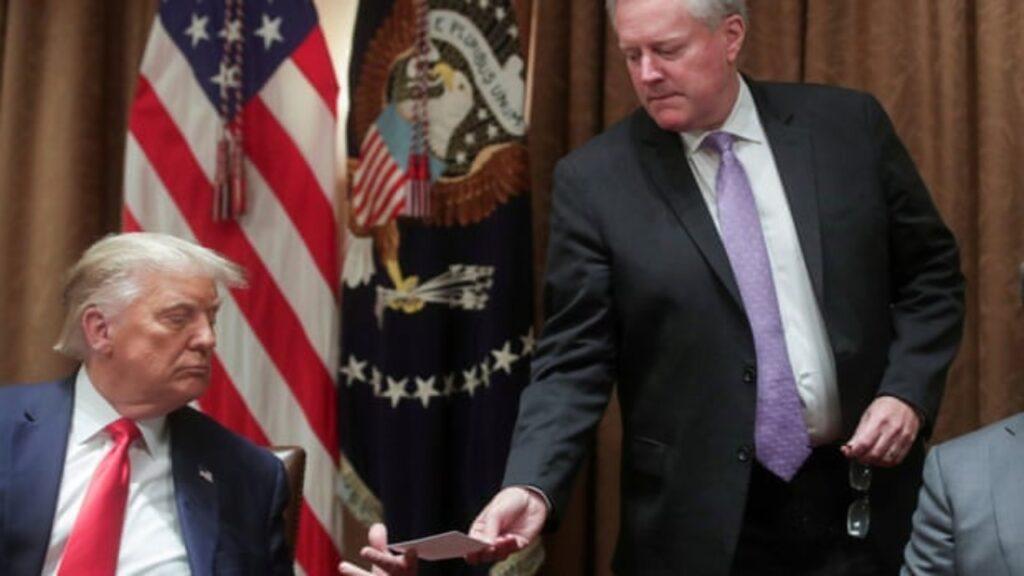 Emails revelan acciones de Trump para evitar su derrota en las elecciones