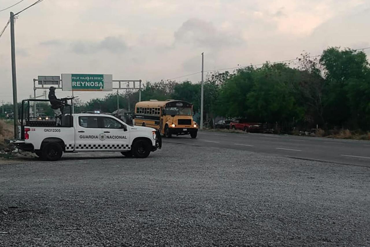 tamaulipas reynosa violencia guardia nacional masacre