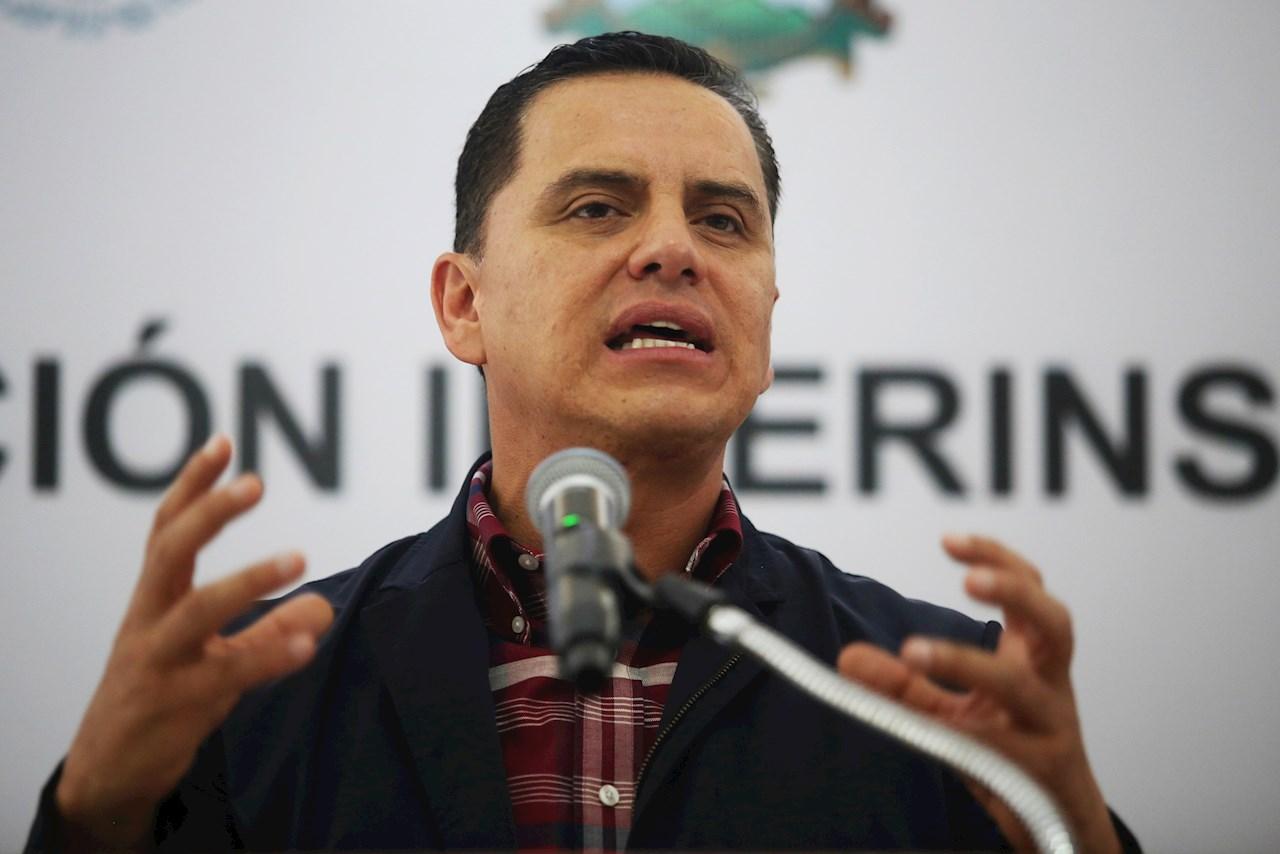 Detienen a exgobernador de Nayarit Roberto Sandoval
