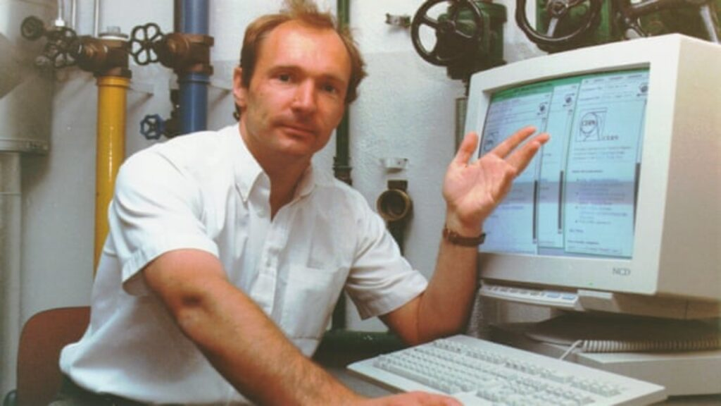 Creador del 'www' defiende subasta de un NFT que representa el código fuente de la web
