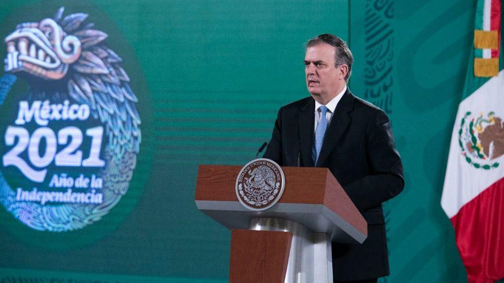 Marcelo Ebrard México EU intevención