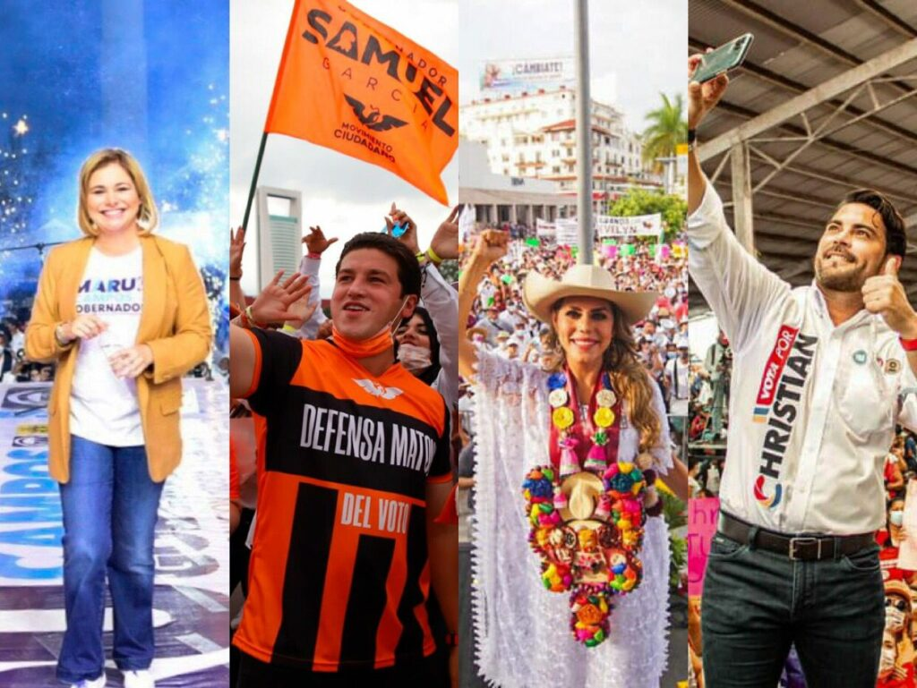 Elección 2021: Morena, el ganador; PRI, el perdedor