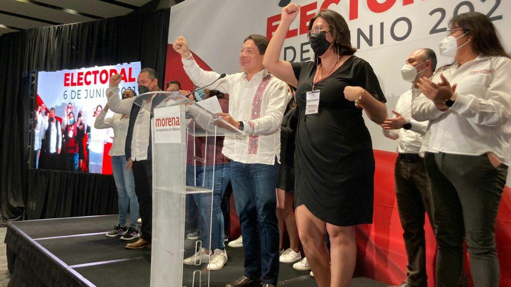 Mario Delgado prevé que Morena pierda la mayoría calificada en San Lázaro