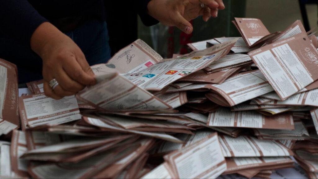 El INE prevé que se reabra el 59% de los paquetes electorales