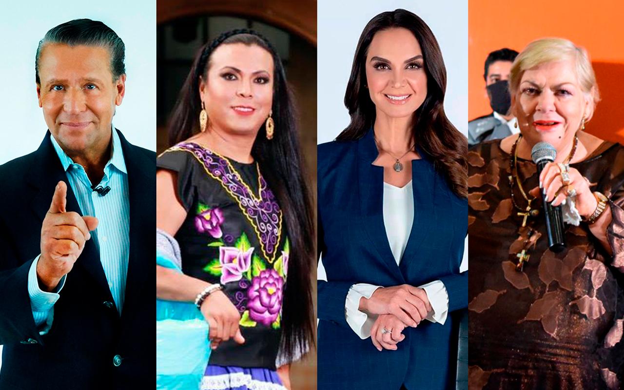 candidatos famosos