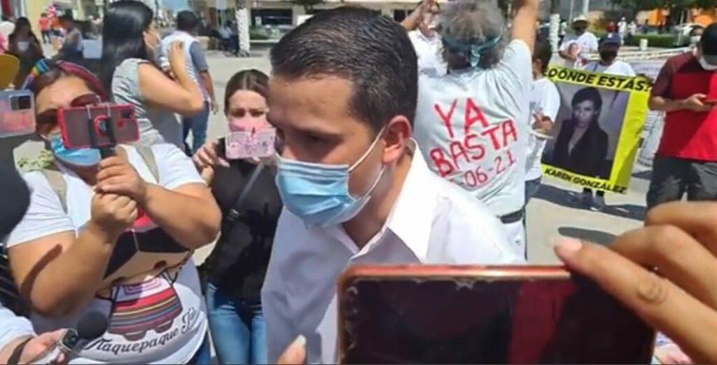 Activista denuncia que fue raptado tras la marcha por la paz en Reynosa