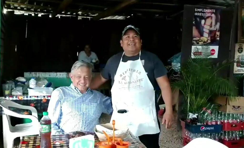 Asesinan a dueño de birriería que visitó AMLO en Michoacán