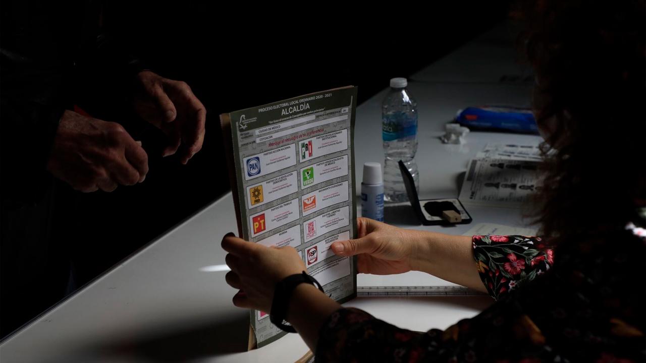 voto, votacion, elecciones, elecciones 2021, eleccion, INE, boletas, PARTIDOS POLÍTICOS