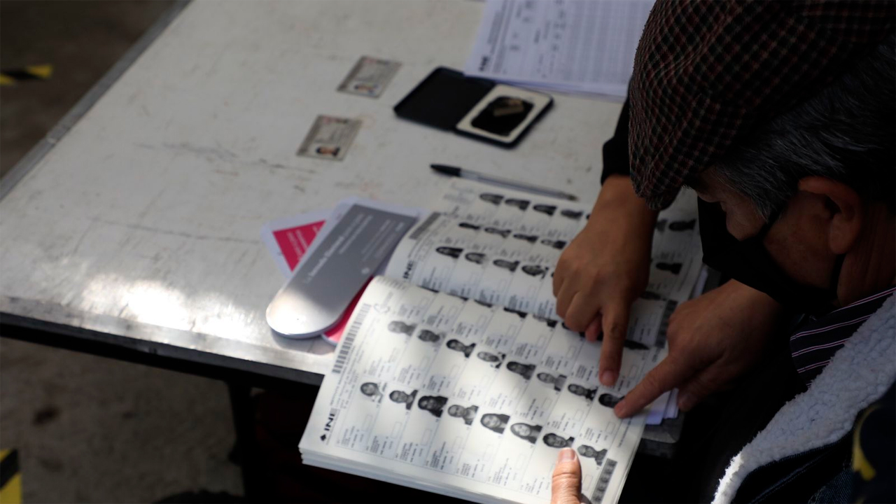 INE, ELECCIONES, PADRON ELECTORAL, CREDENCIAL PARA VOTAR