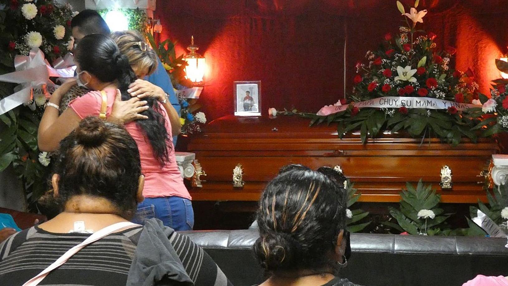 Matanza en Reynosa