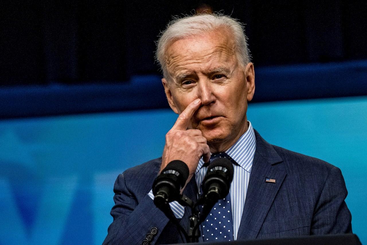 Foto del presidente Joe Biden