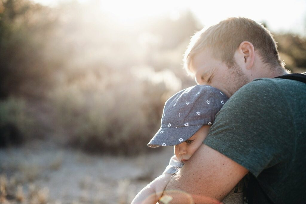 'A mi también me abandonó mi padre'…