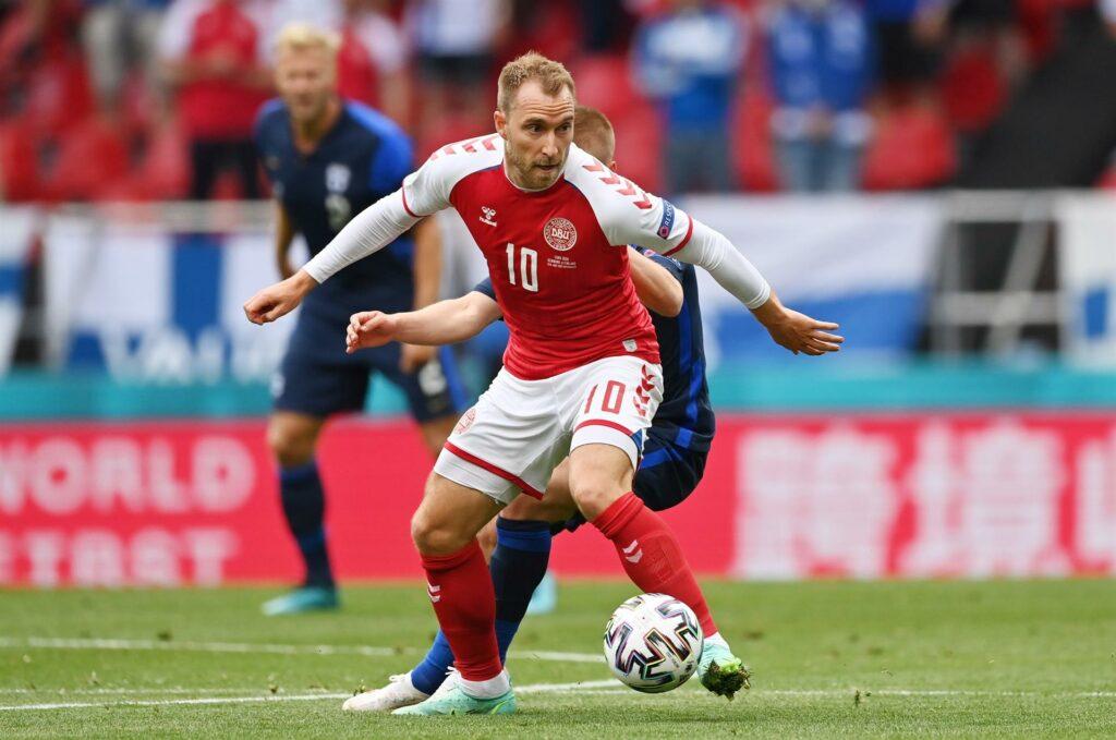 "Christian Eriksen dice estar ""bien"" tras infarto en la Eurocopa"