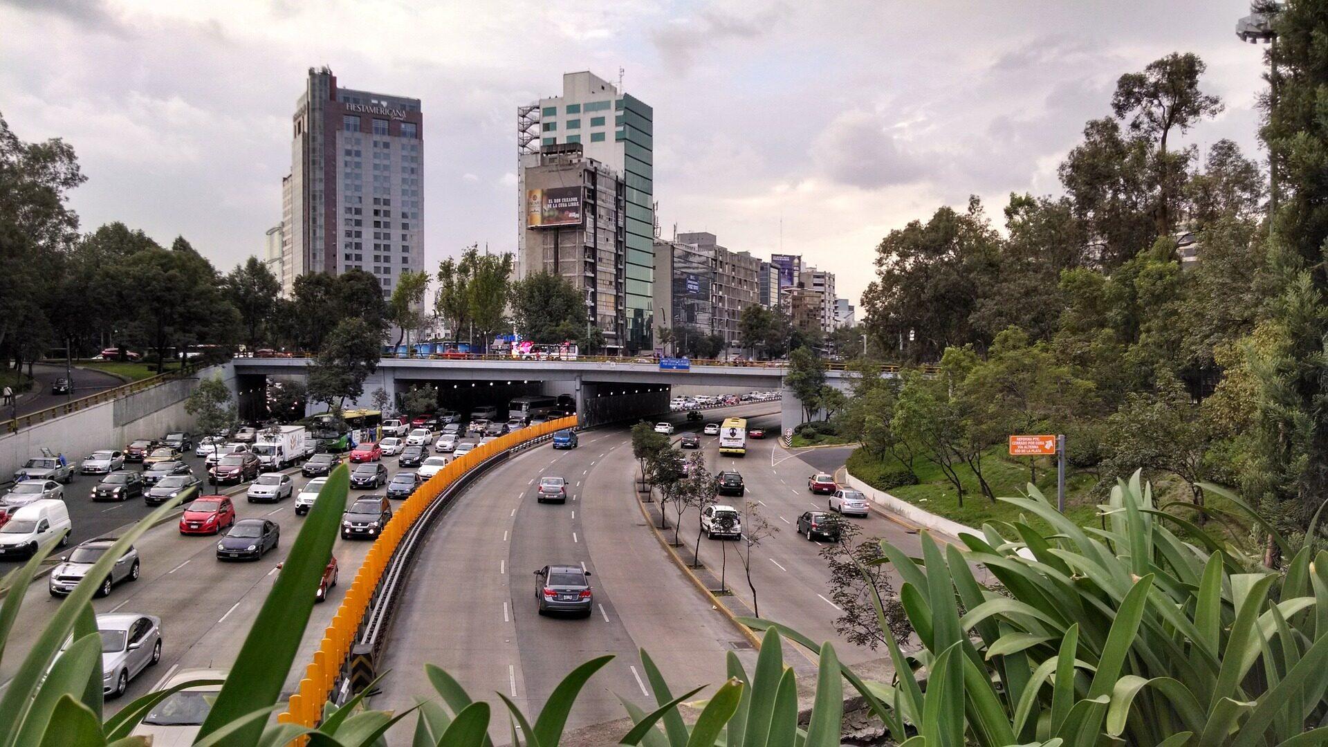 tráfico CDMX hoy no circula